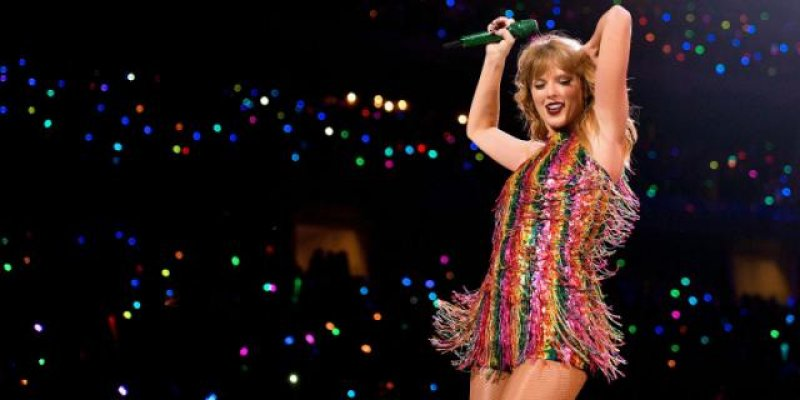 Taylor Swift Caused a Huge Surge in Voter Registration