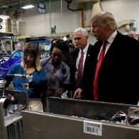 Trump's Economy Is Creating Factory Jobs 10 Times Faster Than Obama's