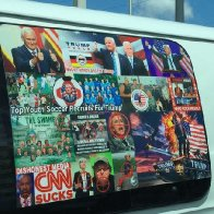 The Suspected Bomber's Van Needs to Be Seen to Be Believed