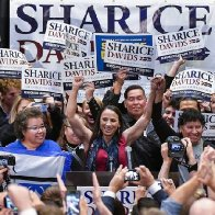 Sharice Davids makes history: Kansas' 1st Native American woman in Congress!