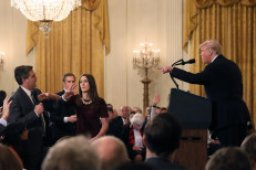 Jim Acosta violated one of the oldest rules of journalism - Opinion