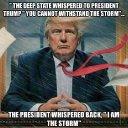 Thank God For President Trump