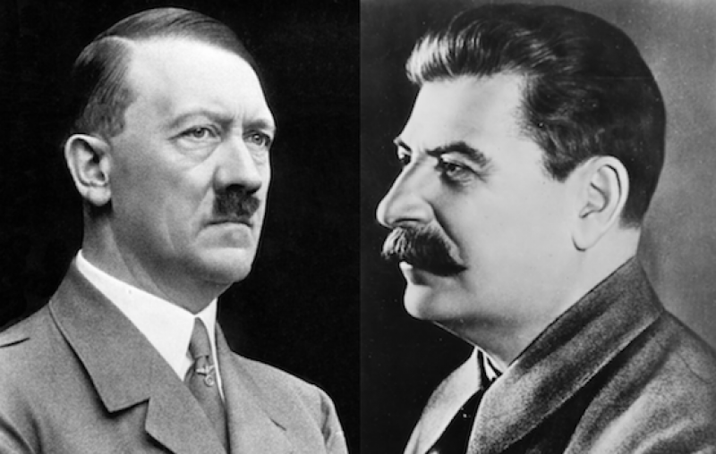 Socialists and Fascists Have Always Been Kissing Cousins