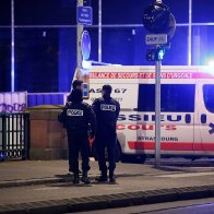 3 dead, 12 injured with suspect at large after shooting near Christmas market in Strasbourg, France