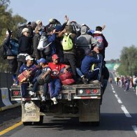 BORDER CONTROL: Mexico Cracks Down On Illegal Immigration By Shutting Border With Guatemala