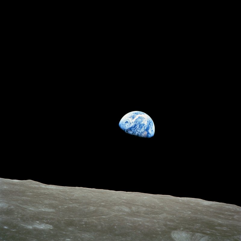 'All Of You On The Good Earth' — The Timeless Message Of Apollo 8