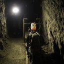 AUTHORITIES ALONG U.S., MEXICO BORDER FIND TUNNEL WITH RAIL SYSTEM, SOLAR-POWERED LIGHTING UNDER CALIFORNIA