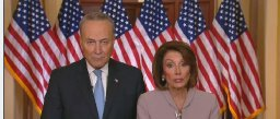 Pelosi And Schumer Humiliate Trump In Front Of The Entire Country
