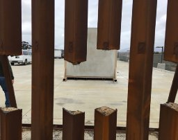 BREAKING NEWS: DHS Test Cut Right Through Trump's Border Wall Steel Slats with a Saw