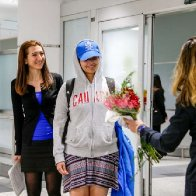 A very brave new Canadian': Woman who fled Saudi Arabia arrives in Toronto