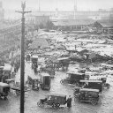 'Oh my god! Run!': The day a deadly wave of molasses tore through Boston