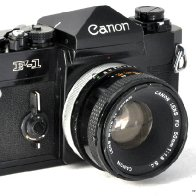 Change of Pace - Film Camera Photos From Long Ago
