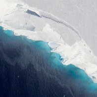 A hole opens up under Antarctic glacier — big enough to fit two-thirds of Manhattan