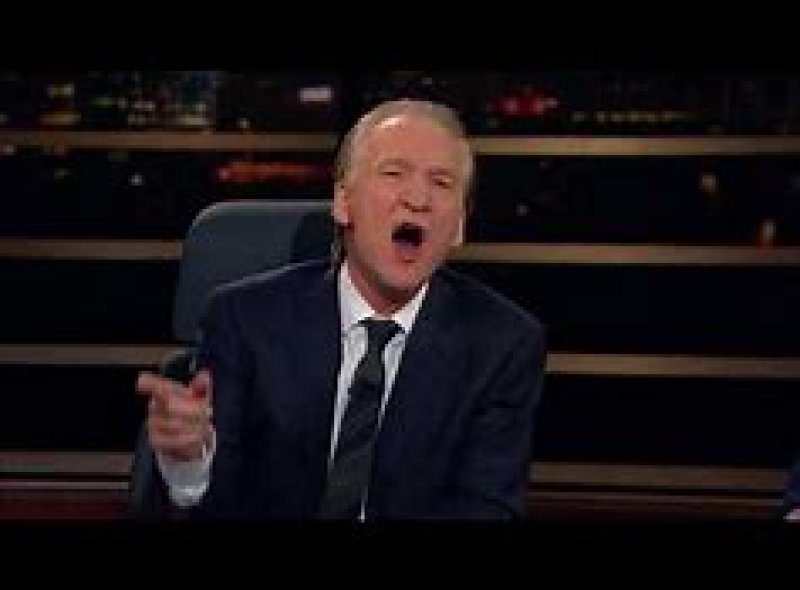 "Bill Maher Segment Mocks ""Both Sides Are At Fault"" talk------...""THE REPUBLICANS ARE THE PROBLEM"""