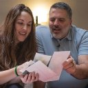 He took a DNA test in search of his birth father — and found a daughter instead