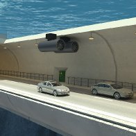 World's first 'floating tunnel' proposed in Norway