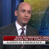 Chris Wallace Rips Into Stephen Miller on Fox News