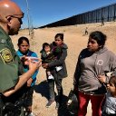 Trump's border emergency becomes more real by the day as migrants stack up along the Rio Grande
