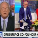 Greenpeace Founding Member: 'The Whole Climate Crisis Is Not Only Fake News, It's Fake Science'