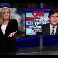 Samantha Bee: Tucker Carlson's Fox News Show Is a Racist 'Trash Heap'