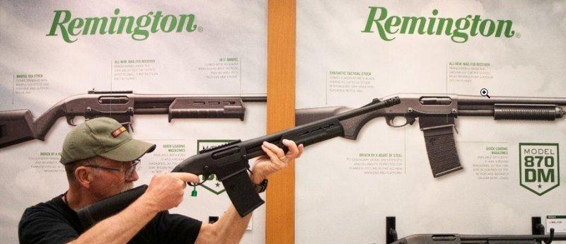 Families can sue gun maker for Sandy Hook school massacre: court