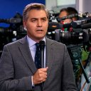 CNN's Jim Acosta complains about Rose Garden press conference where he didn't get a question