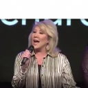 'I cut people,' a megachurch pastor threatened as she preached. Her target? The local newspaper.