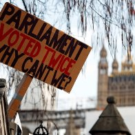 The Brexit referendum helped break British politics. Could another one fix it?