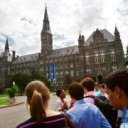 Georgetown students vote on historic proposal to pay reparations to slave descendants