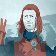 Five minutes with Ned Stark: His 'Game of Thrones' predictions and whether he'll return