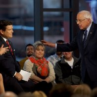 At Fox Town Hall, Bernie Sanders Still Can't Explain How He's Paying For 'Medicare For All'