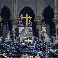 Opinion: How the far right spread politically convenient lies about the Notre Dame fire