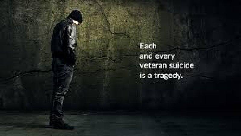 22 Veterans A day