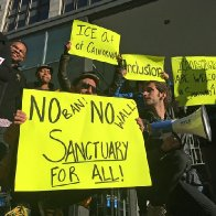Liberal hypocrisy about sanctuary cities