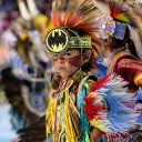 The Worlds Biggest Pow Wow Celebrating Kavika's Birthday - The Gathering of Nations Albuquerque NM