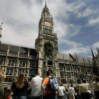 MAN STORMS GERMAN CHURCH YELLING 'ALLAHU AKBAR,' INJURES 9 PEOPLE