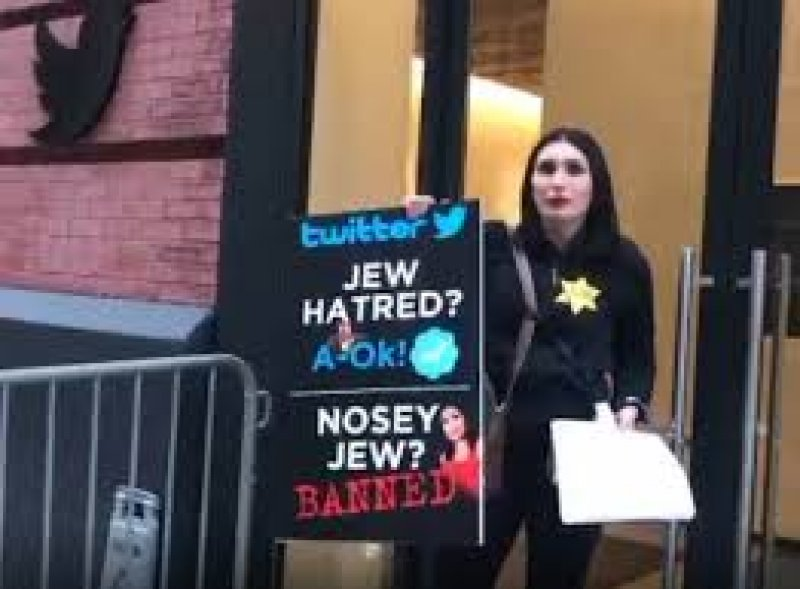 Jewish Conservative, Laura Loomer, Suing CAIR and Twitter