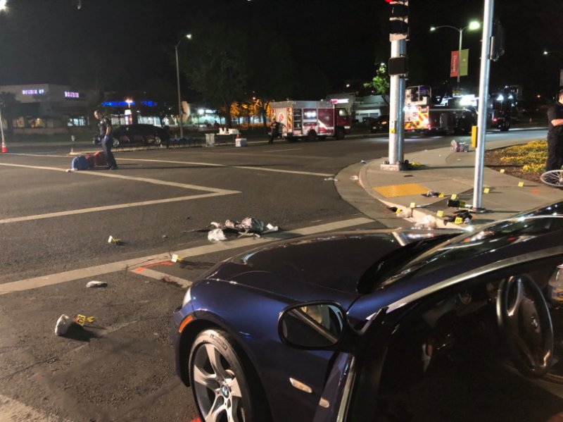 Police: Sunnyvale crash driver targeted family thinking they were Muslim