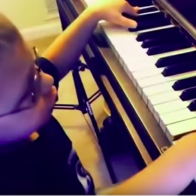Young Piano Prodigy Beats The Odds To Become Viral Sensation