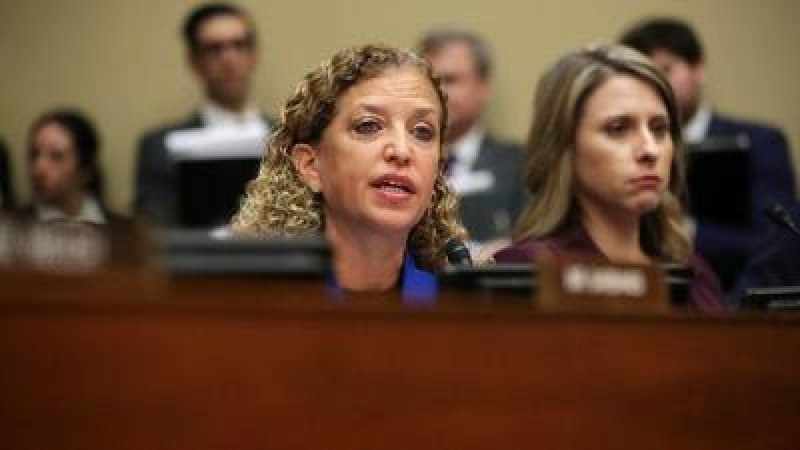 Donald Trump is the 'worst perpetrator of purveying anti-Semitism,' Wasserman Schultz says