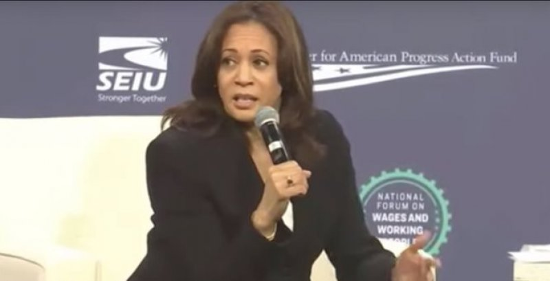 Kamala Harris: We Need to Raise Taxes on the Middle Class and Force Workers Into Unions