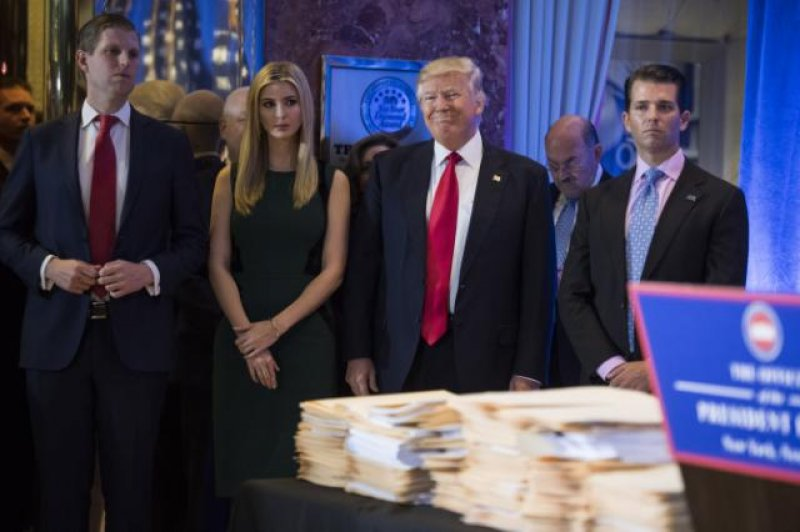 The Trump Family Is Trying to Sue Its Way Out of Congressional Oversight