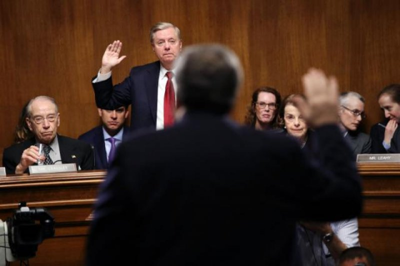 Lindsey Graham Has Always Been a Political Parasite
