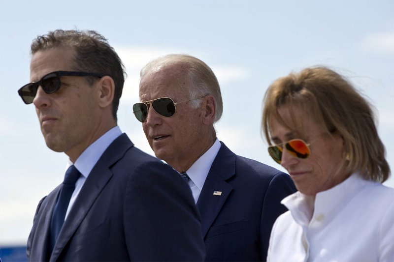 'Lock her up' redux? Biden's son becomes the right's new target