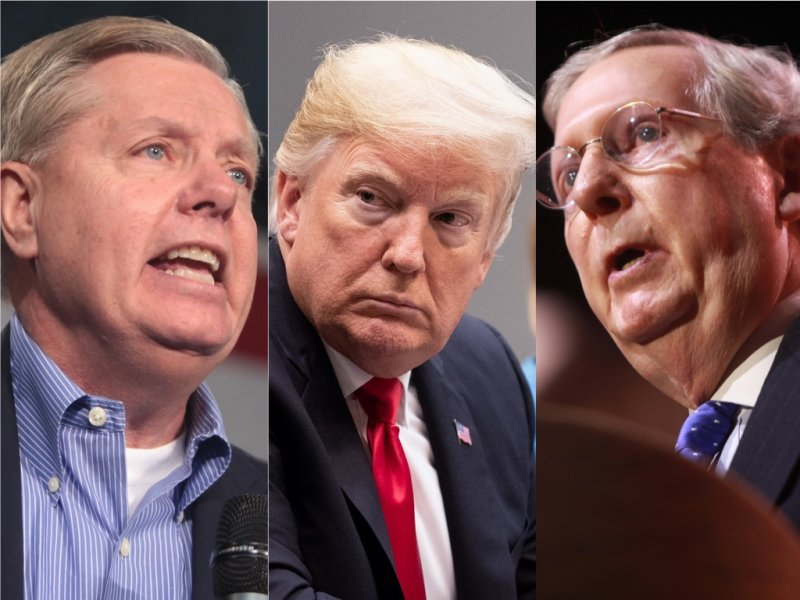 'Excusing the most blatant assault on the rule of law since Watergate': Conservative columnist explains why so many Republicans have succumbed to Trumpism