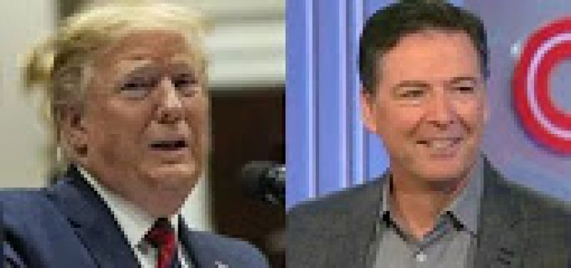 James Comey mocks Trump's latest accusations, Trump immediately responds on Twitter