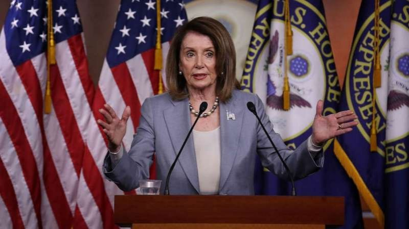 Pelosi calls standoff with Trump a 'constitutional crisis,' but resists impeachment