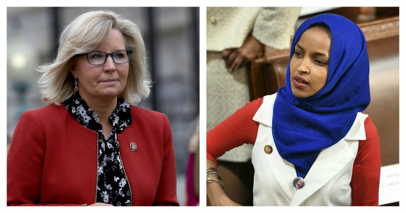 Liz Cheney Fires Back After Ilhan Omar Accuses Her Of Lying: 'An Anti-Semitic Socialist'