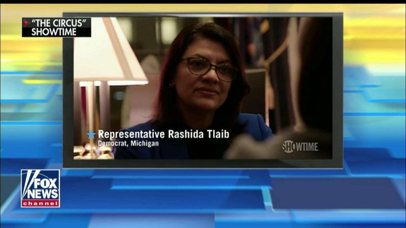 Rashida Tlaib slammed by House GOP over comments on Holocaust, Palestinians