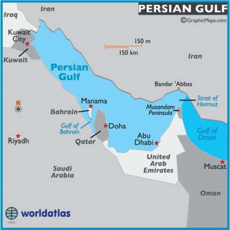 Two Saudi oil tankers, Norwegian ship apparently attacked near the Persian Gulf amid rising Iran tensions
